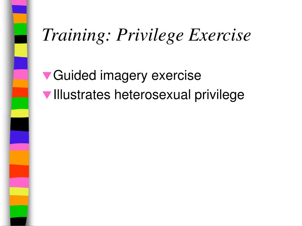 Training: Privilege Exercise