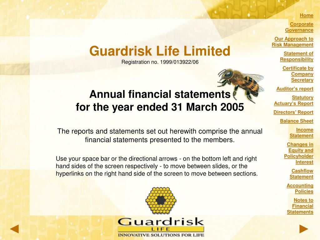 Guardrisk Life Limited