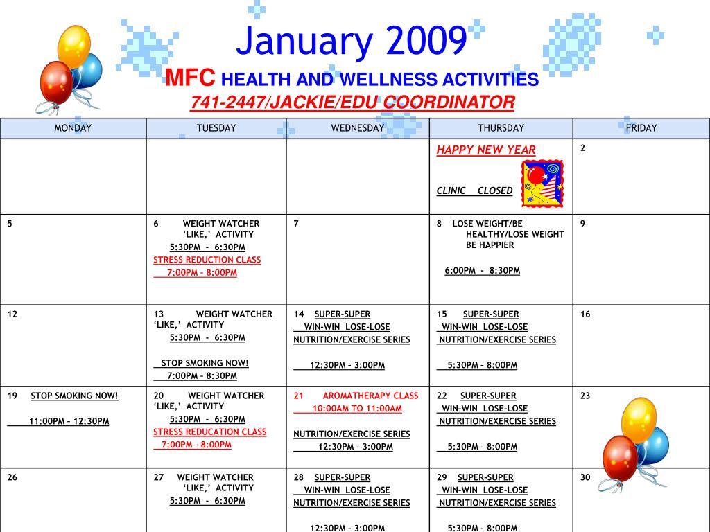 january 2009 l.