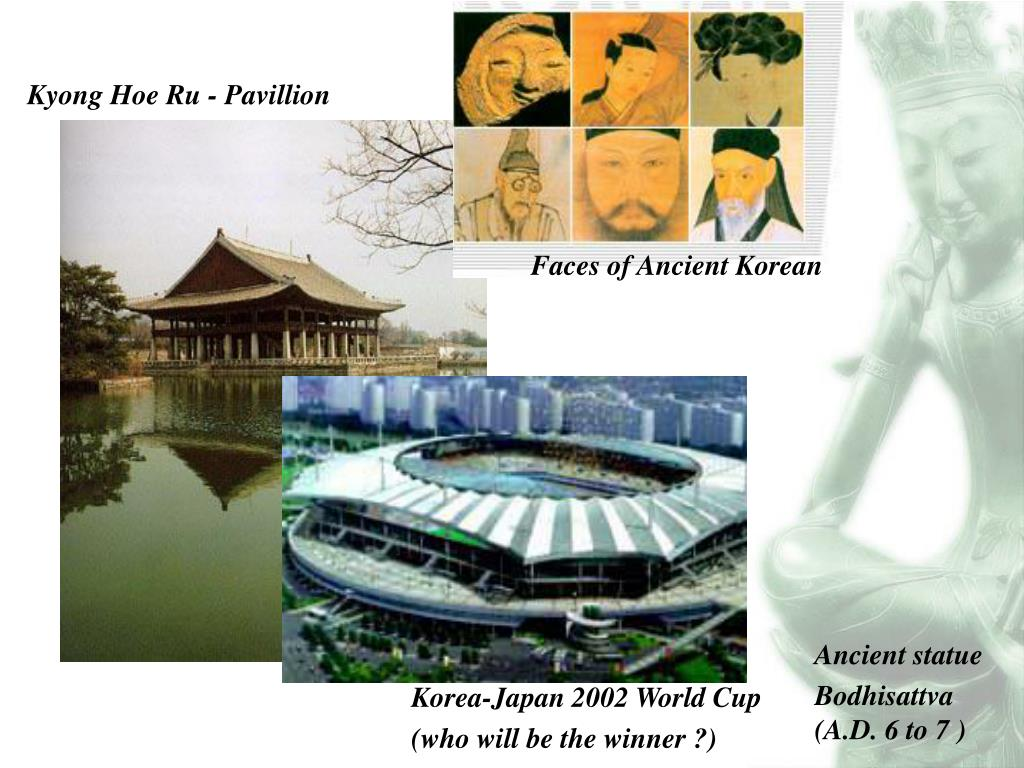 Kyong Hoe Ru - Pavillion