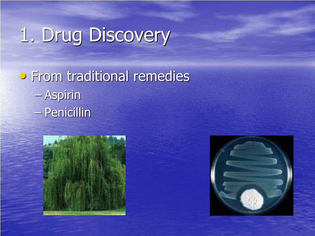 1. Drug Discovery