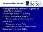 information architecture2