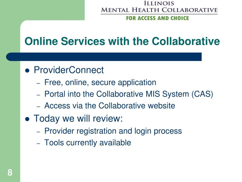 Online Services with the Collaborative