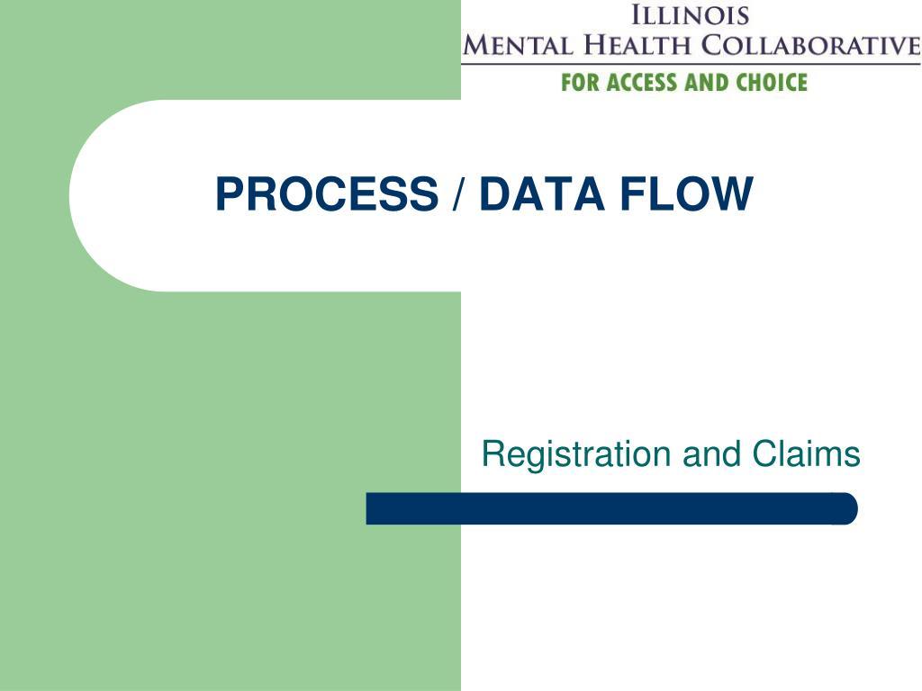 PROCESS / DATA FLOW
