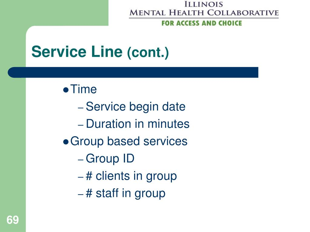 Service Line