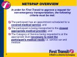 netspap overview