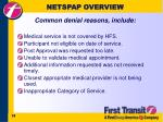 netspap overview14