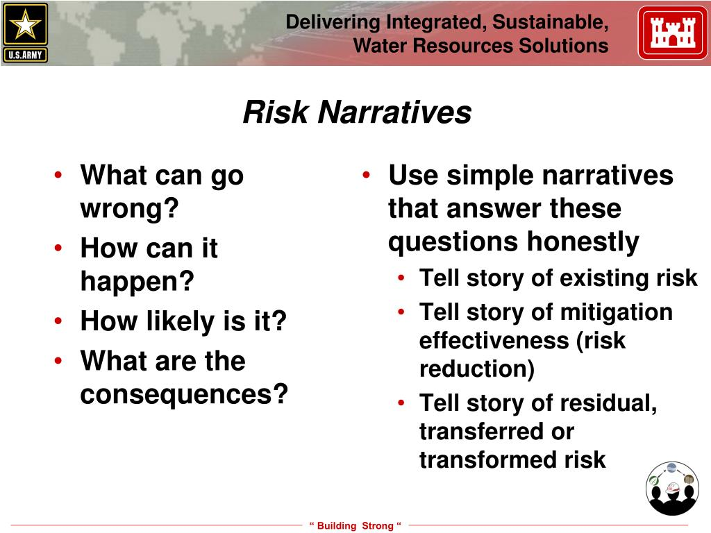Risk Narratives