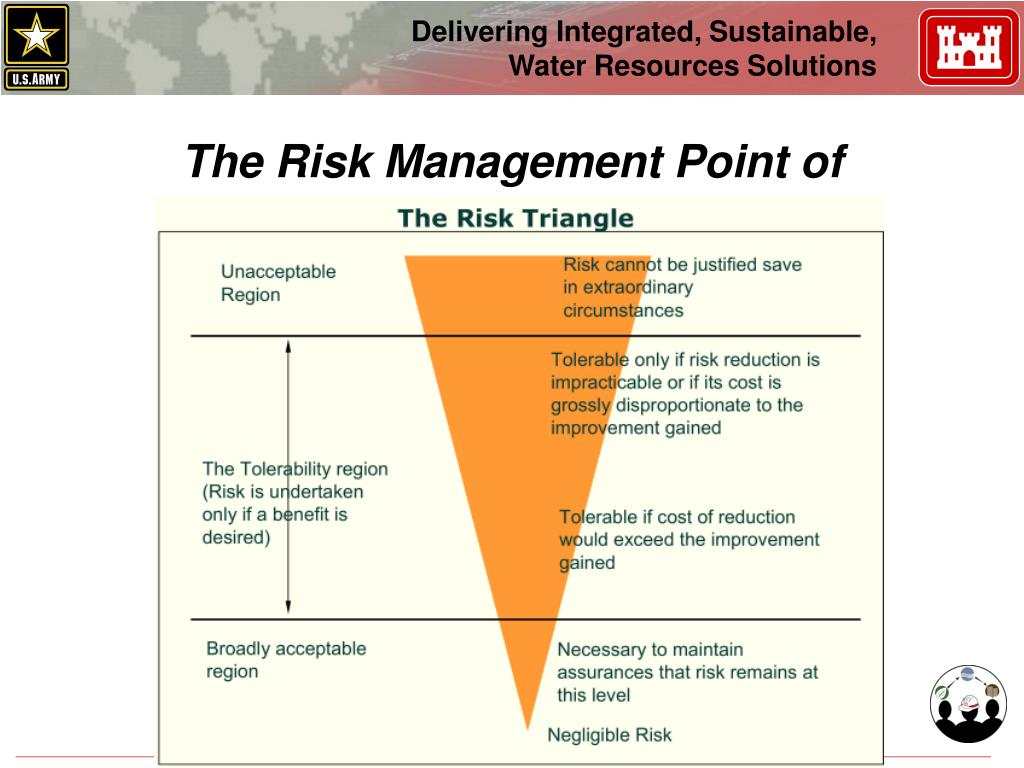 The Risk Management Point of
