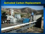 activated carbon replacement