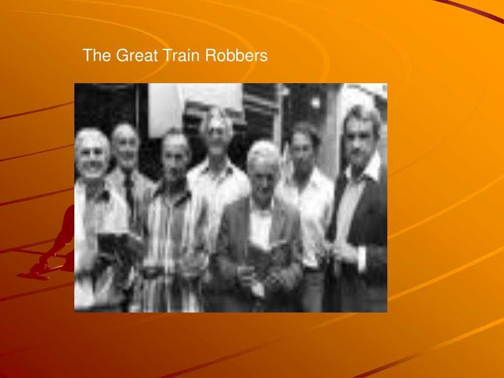 The Great Train Robbers