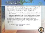 s signature 5 requirements cont 37 cfr 1 4 d 2