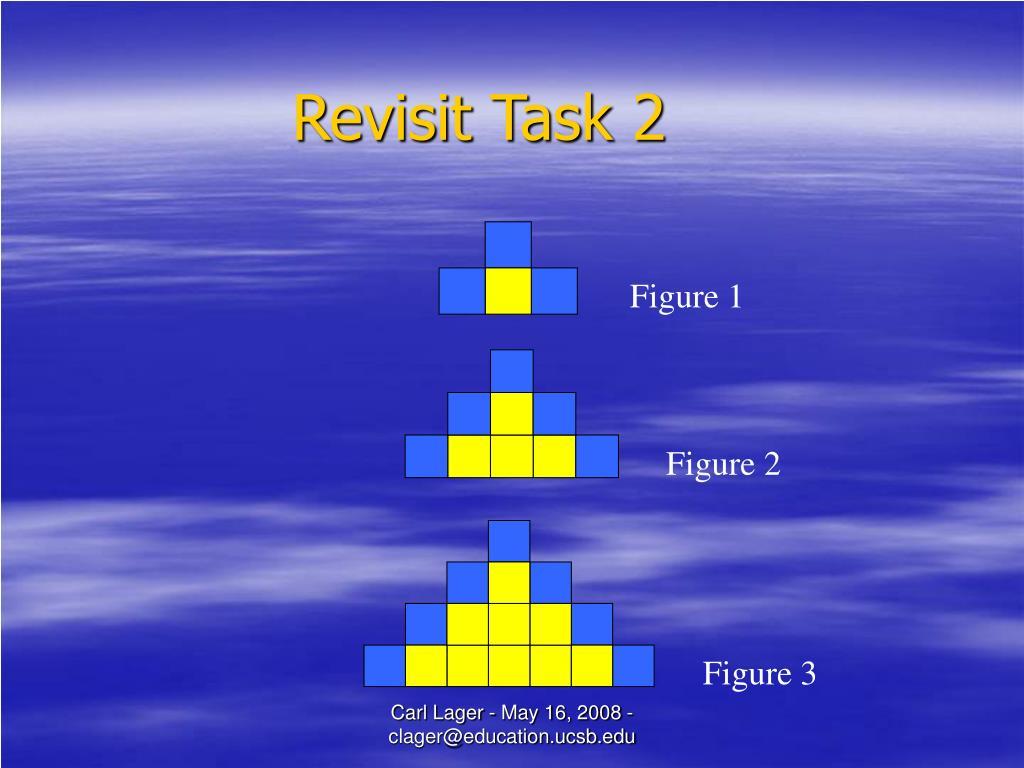 Revisit Task 2