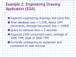 example 2 engineering drawing application eda