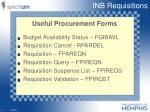 inb requisitions8