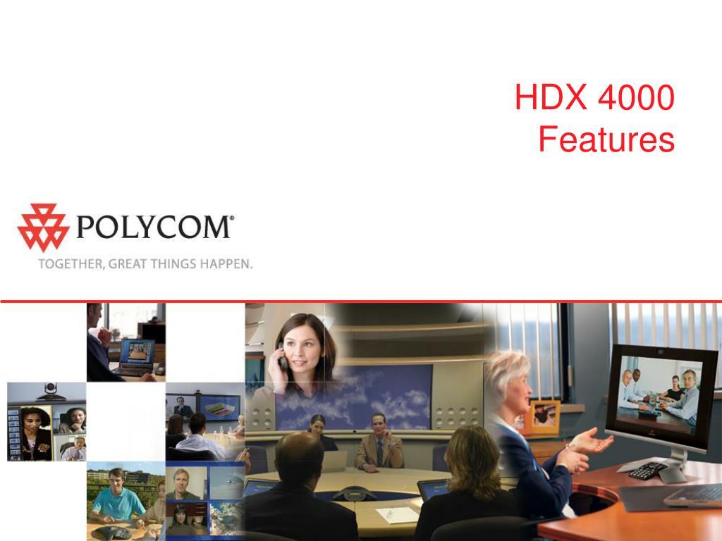 HDX 4000