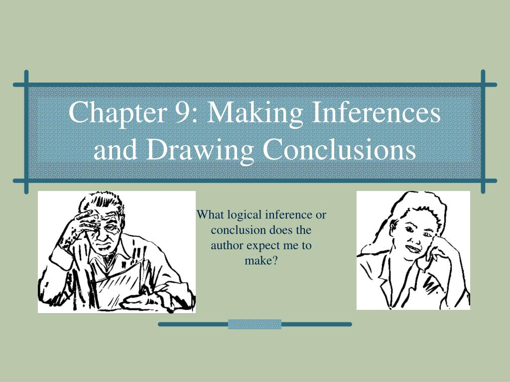 drawing inferences from the pearl essay When drawing inferences from the text ccssela-literacyri3-53 explain events, procedures, ideas, or concepts in a historical, scientific, or technical text, including what happened and why, based on specific information in the text.