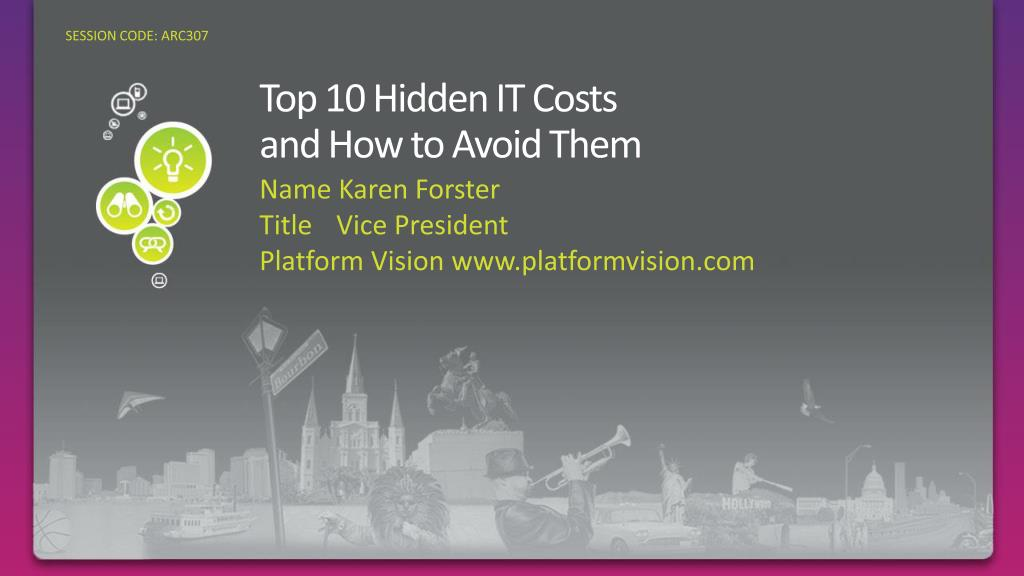 top 10 hidden it costs and how to avoid them