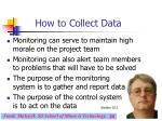 how to collect data24