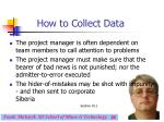 how to collect data26