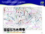 cyclone database snapshot
