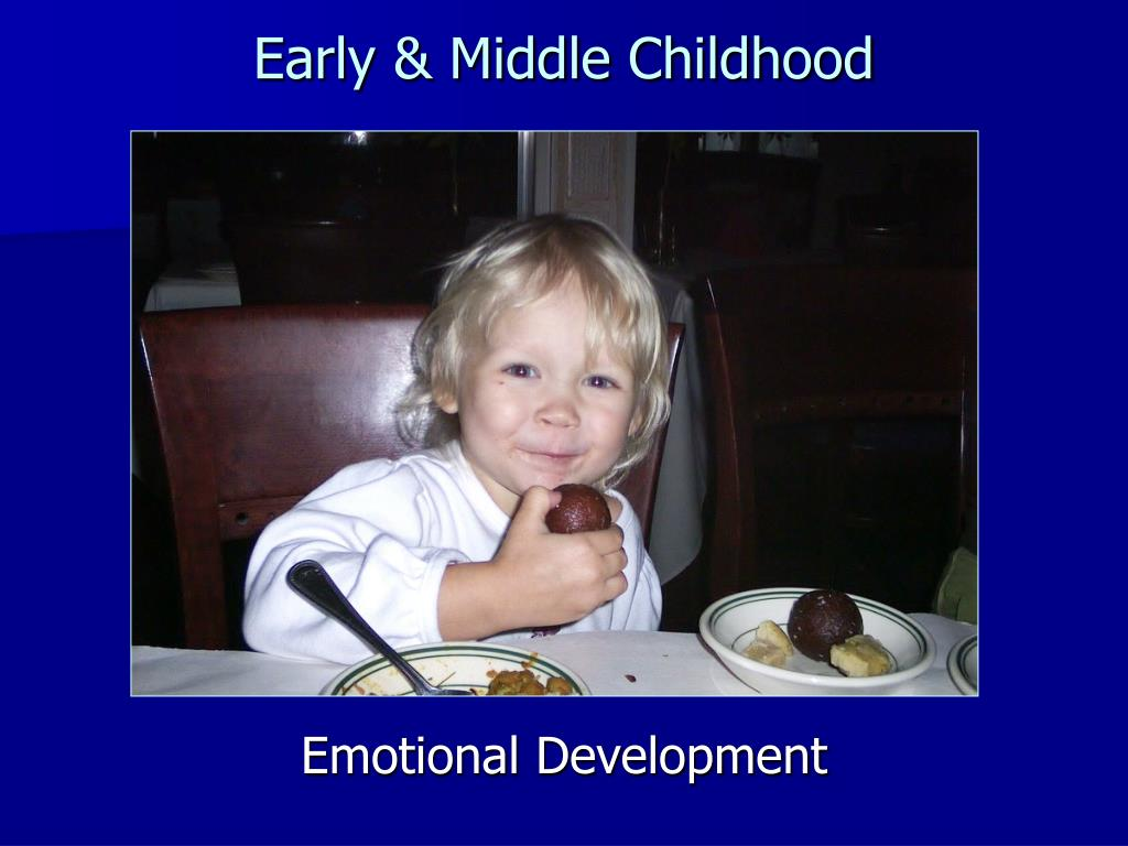 emotional development l.
