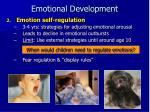 emotional development17