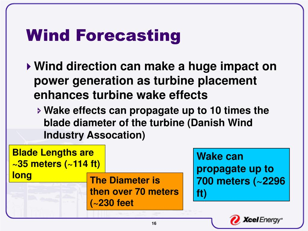 Wind Forecasting