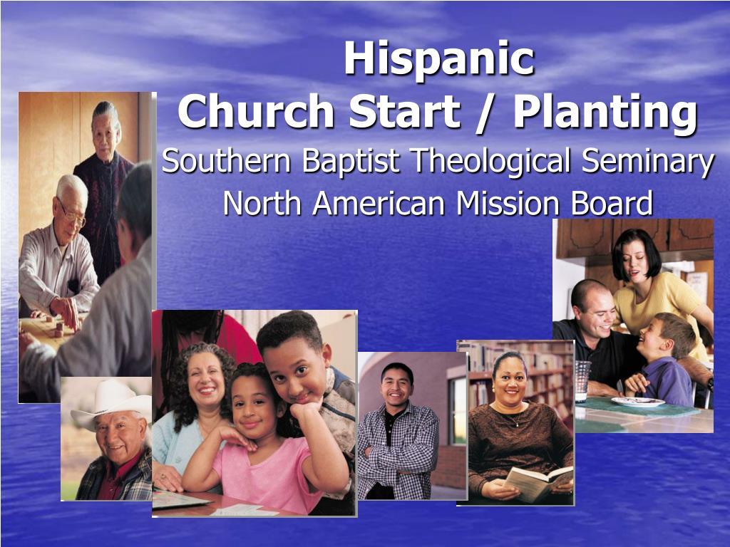 hispanic church start planting l.