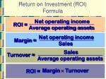 return on investment roi formula37