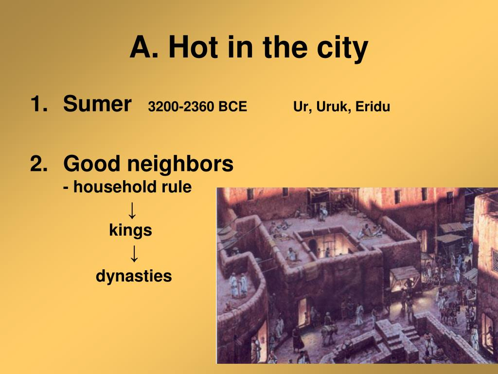 A. Hot in the city
