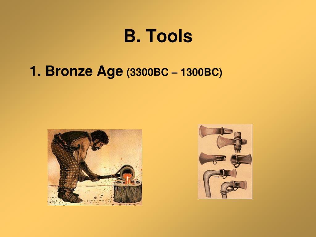 B. Tools