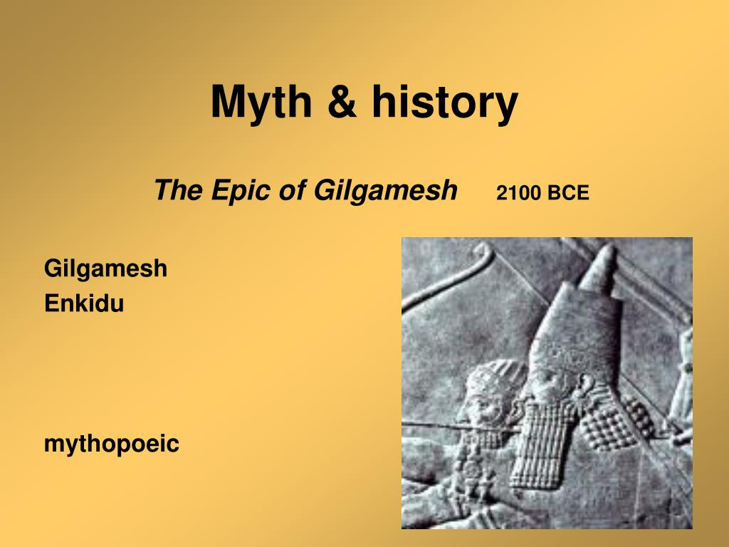 Myth & history
