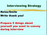interviewing strategy4
