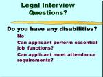 legal interview questions15