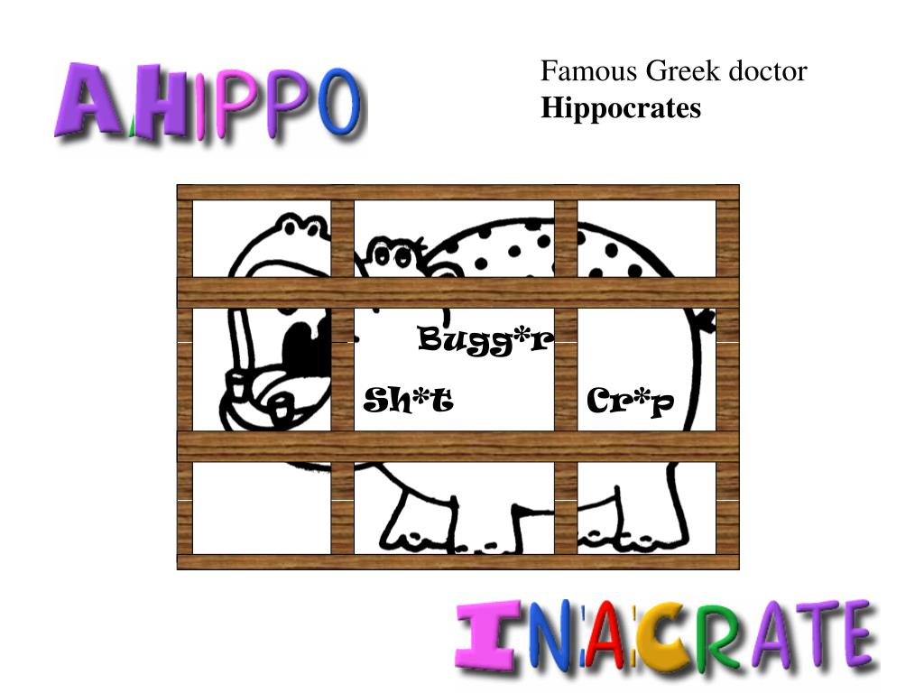 Famous Greek doctor