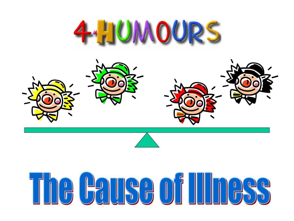 The Cause of Illness