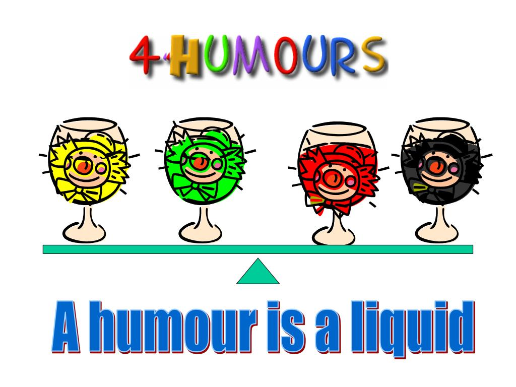 A humour is a liquid