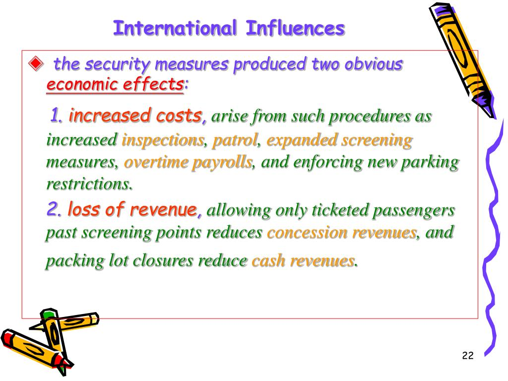 International Influences