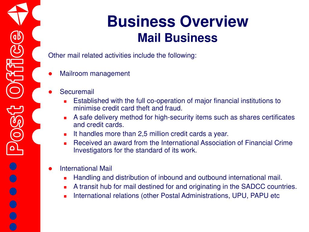 Business Overview