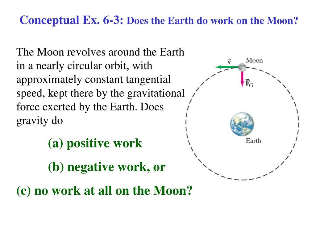 Conceptual Ex. 6-3:
