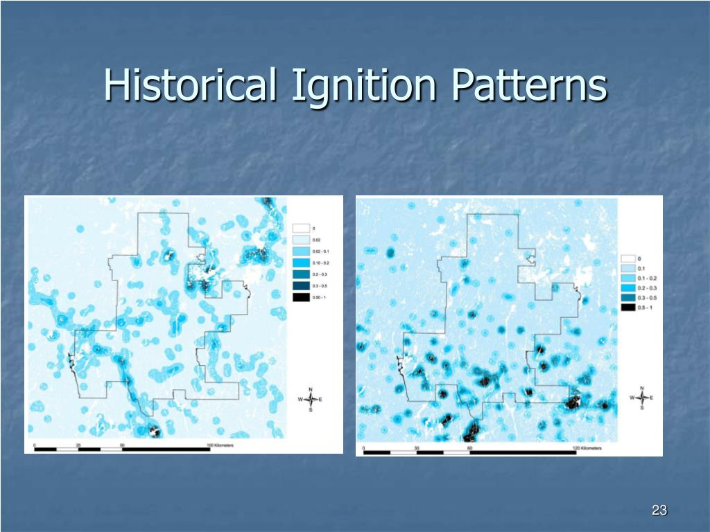 Historical Ignition Patterns