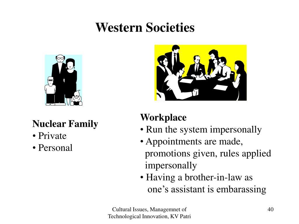 Western Societies