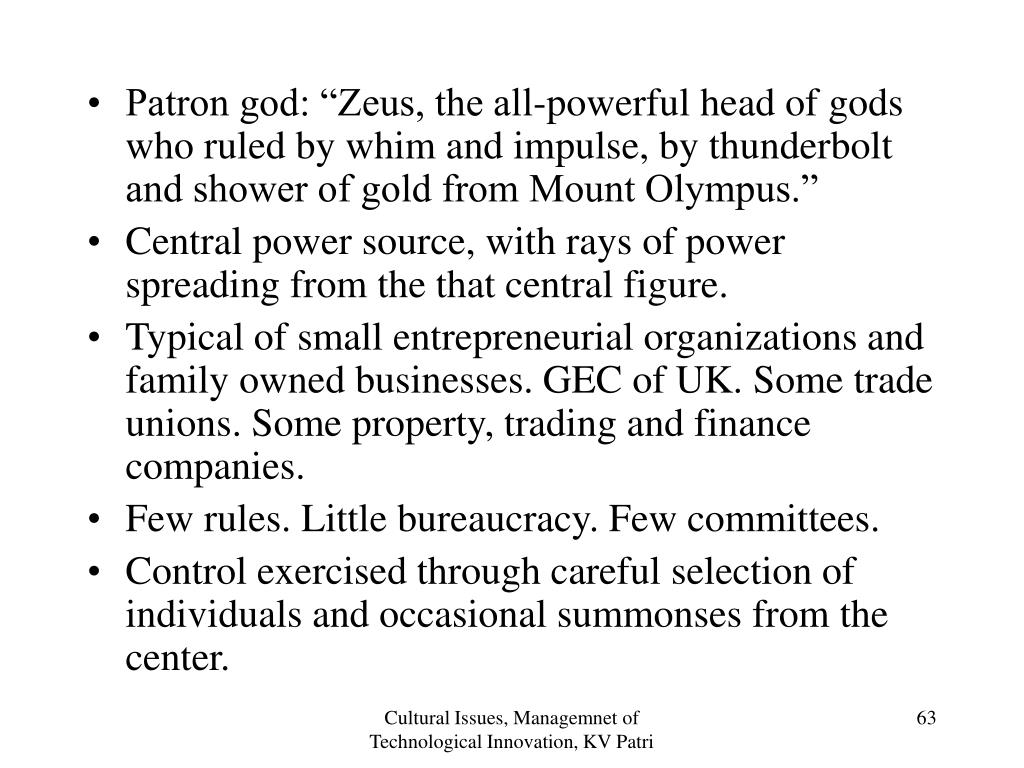 """Patron god: """"Zeus, the all-powerful head of gods who ruled by whim and impulse, by thunderbolt and shower of gold from Mount Olympus."""""""