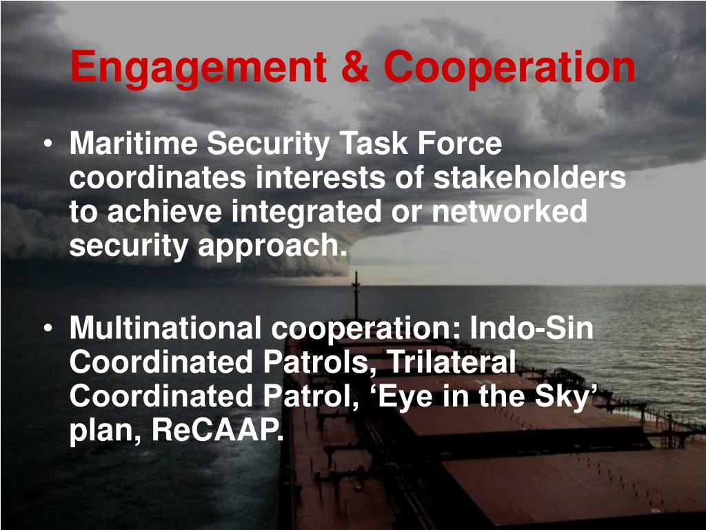 Engagement & Cooperation