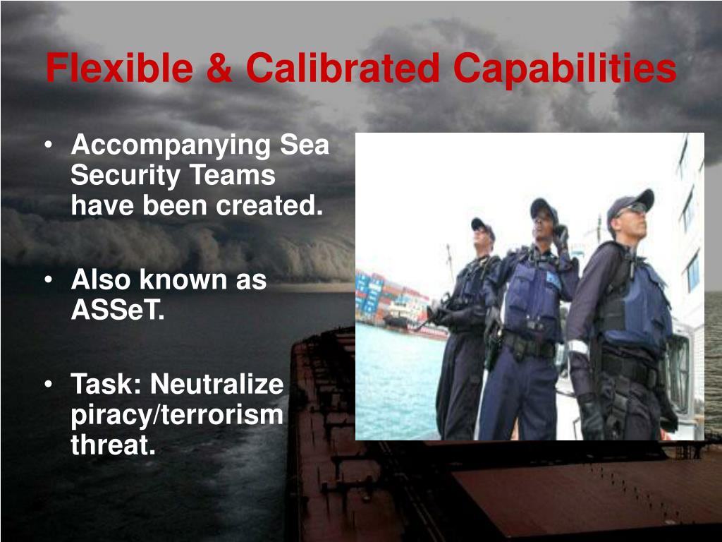 Flexible & Calibrated Capabilities