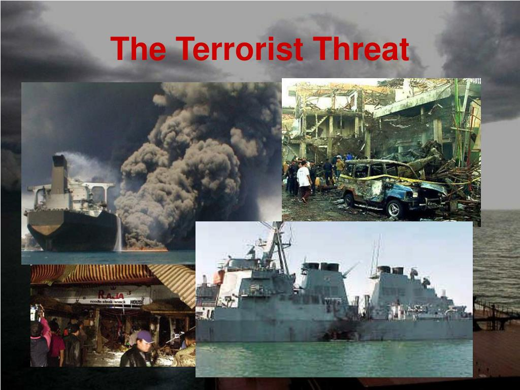 The Terrorist Threat