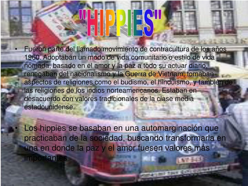 """HIPPIES"""