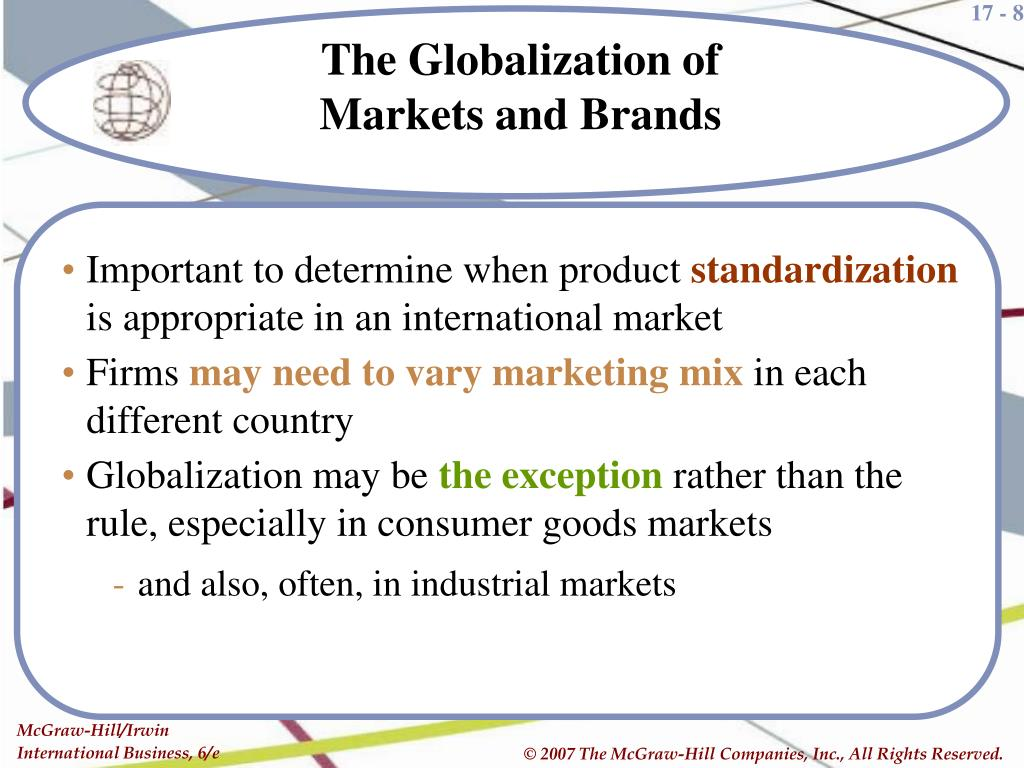 Important to determine when product