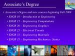 associate s degree5